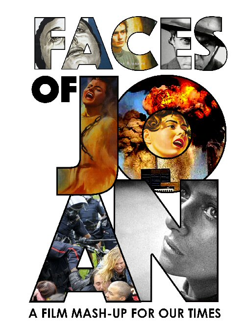 Faces of Joan poster: Up Close